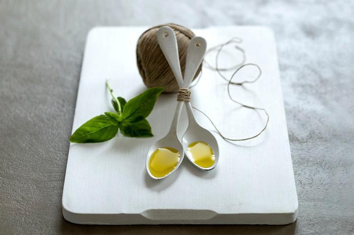 Huile d'olive arômatisée