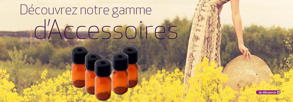 nos accessoires huiles essentielles