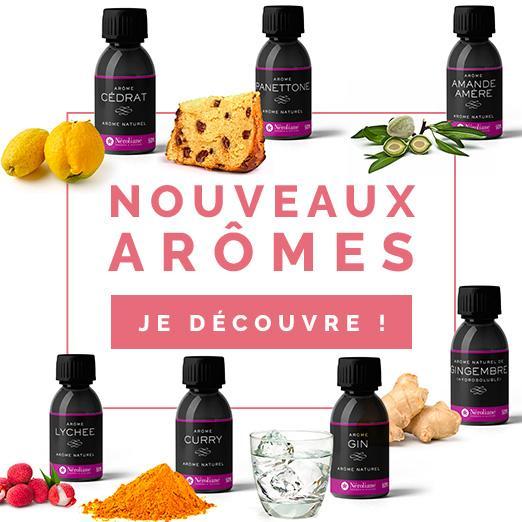 Nouveaux arômes Néroliane