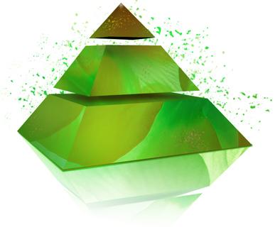 pyramide juglio